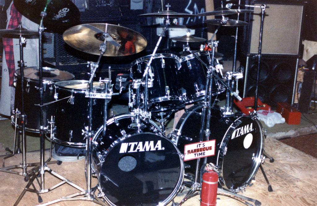 Double Kick TAMA Kit